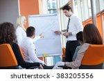 business people corporate...   Shutterstock . vector #383205556