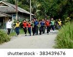 pahang  malaysia   29th... | Shutterstock . vector #383439676