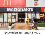 pattaya  thailand   february 19 ... | Shutterstock . vector #383457472