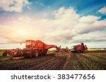 Agricultural Vehicle Harvestin...
