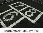 6 7 8 | Shutterstock . vector #383494642