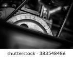 Serpentine Belt In Engine Clos...