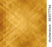 beautiful golden background... | Shutterstock .eps vector #383577766