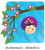 Itsy Bitsy Spider Is Hanging...