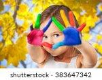school. | Shutterstock . vector #383647342