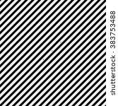 vector seamless pattern. modern ... | Shutterstock .eps vector #383753488