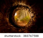 Tunnel To Magic Forest   Place...