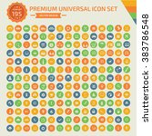 195 premium universal icon set...