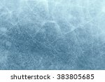 ice background texture | Shutterstock . vector #383805685