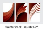abstract background. editable. | Shutterstock .eps vector #38382169