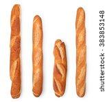 Close Up Shot Of Bread....