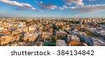 Nicosia City  Panoramic View....