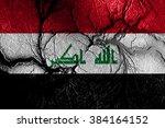 iraq flag   Shutterstock . vector #384164152
