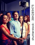 party  technology  nightlife... | Shutterstock . vector #384285475