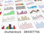 a variety of colorful... | Shutterstock . vector #384307756