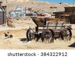 bodie state historic park  ... | Shutterstock . vector #384322912