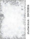 christmas frame   Shutterstock .eps vector #38450806