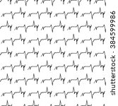seamless pattern of abstract... | Shutterstock .eps vector #384599986