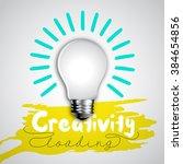 bulb idea  design of progress