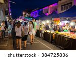 phuket thailand feb 28  2016 ... | Shutterstock . vector #384725836