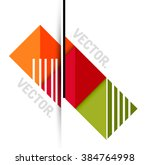 minimal abstract background | Shutterstock .eps vector #384764998