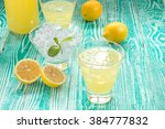 Lemonade Or Limoncello In...