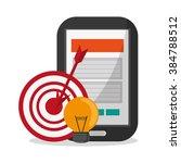 social media design  | Shutterstock .eps vector #384788512