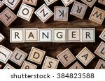 the word of RANGER on building blocks concept
