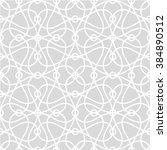 seamless geometric pattern.... | Shutterstock .eps vector #384890512