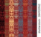 decorative vertical stripes... | Shutterstock .eps vector #384920962