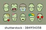 zombie smiles