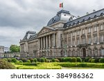 Royal Palace Of Brussels ...
