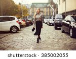 Street Fashion Concept  Full...