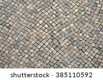 Mosaic Colored Pavers Of Small...