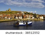 Fishing Boat Entering Whitby...