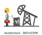industry concept design  | Shutterstock .eps vector #385142398