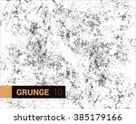 vector grunge texture. abstract ... | Shutterstock .eps vector #385179166