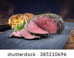 Dry Aged Roast Beef With...
