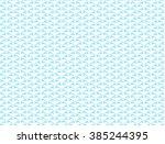 seamless water pattern... | Shutterstock . vector #385244395