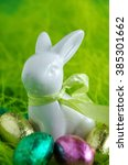 Small photo of Easter bunny