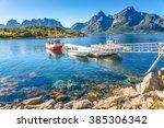Trollfjord  Lofoten  Ship ...