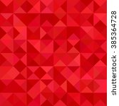 Red Color Triangle Mosaic...