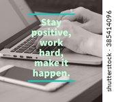 Inspirational Motivation Quote...