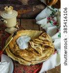Russian Pancake Festival....