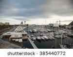 barcelona  spain   september 13 ... | Shutterstock . vector #385440772