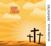 Good Friday Background Concept...