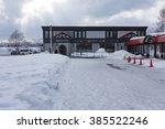 yoichi  hokkaido japan   feb... | Shutterstock . vector #385522246