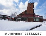 yoichi  hokkaido japan   feb... | Shutterstock . vector #385522252