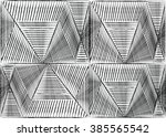 abstract seamless geometrical... | Shutterstock . vector #385565542