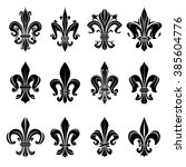 Royal French Heraldry Design...